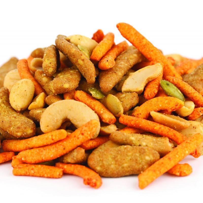 ... fiesta snack mix recipes dishmaps snack mix goldfish fiesta snack mix