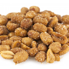 SweetGourmet Bulk Foods Inc. Honey Roasted Peanuts 2/5lb