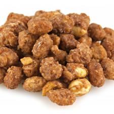 SweetGourmet Buffalo Peanuts (Sweet & Hot)