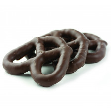 SweetGourmet Asher's Milk Chocolate Covered Pretzels