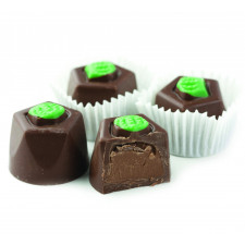 SweetGourmet Asher's Sugar Free Milk Chocolate Mint Truffles
