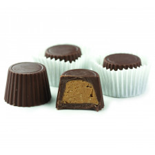 SweetGourmet Asher's Sugar Free Milk Chocolate Mini Peanut Butter Cups