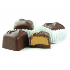 SweetGourmet Asher's Sugar Free Milk Chocolate Peanut Truffles