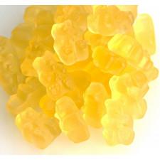 SweetGourmet Albanese Gummi Bears, Banana