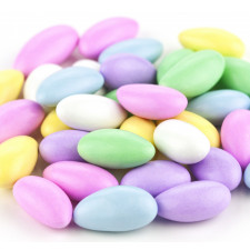 SweetGourmet Sconza Jordan Almonds Assorted