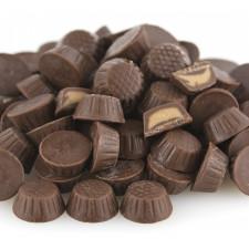 SweetGourmet Mini Milk Chocolate Peanut Butter Cups
