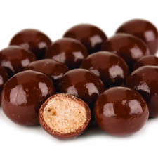 SweetGourmet Reduced Sugar Milk Chocolate Malt Balls