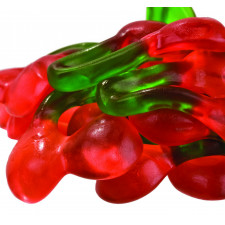SweetGourmet Haribo Gummi Twin Cherries