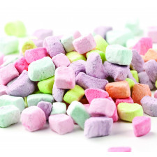 SweetGourmet Assorted Dehydrated Marshmallow Bits