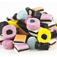 SweetGourmet Gustaf's Licorice Allsorts
