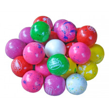 SweetGourmet Concord Splat Assorted Dubble Bubble Gumballs
