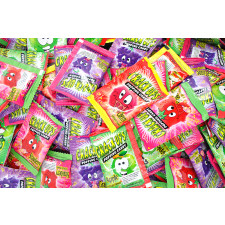 SweetGourmet Crack-Ups Popping Candy, 4 Flavors