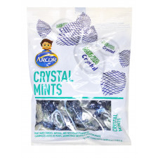 SweetGourmet Arcor Crystal Mints Hard Candy-Peg Bag