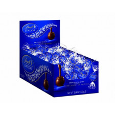 SweetGourmet Lindt LINDOR Dark Chocolate Truffles, 60ct