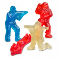 SweetGourmet Albanese Gummi Red, White & Blue Military Heroes