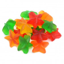 SweetGourmet Kervan Gummi Assorted Large Stars