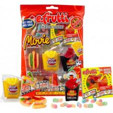 SweetGourmet E.Frutti Gummi Movie Bags, 2.7oz