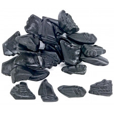 SweetGourmet Gustaf's Platinum Select Salt Licorice, Non GMO, No Fat - Dutch Licorice Candy