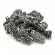 SweetGourmet Gustaf's Licorice (Sugared) Bears