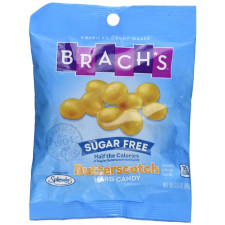 SweetGourmet Brach's Sugar Free Butterscotch Hard Candy 3.5 oz