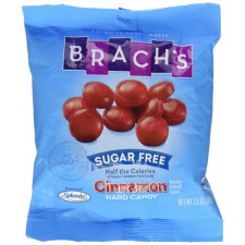 SweetGourmet Brach's Sugar Free Cinnamon Hard Candy 3.5 oz