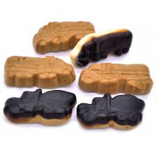 SweetGourmet Gustaf's - Soft Licorice - Foam Trucks