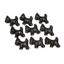 SweetGourmet Gimbal's Sugar Free Licorice Scottie Dog