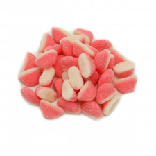 SweetGourmet Kervan Gummi Strawberry Puffs
