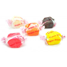 SweetGourmet Go Lightly Sugar Free Candy, Assorted Taffy