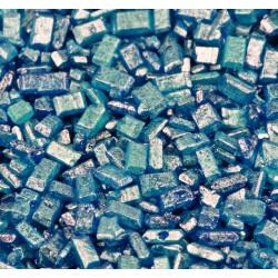 SweetGourmet Gourmet Sprinkles Crystalz, Sapphire Blue