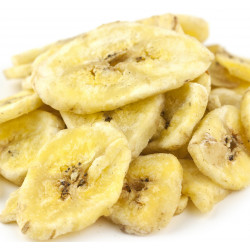 SweetGourmet Banana Chips Unsweetened