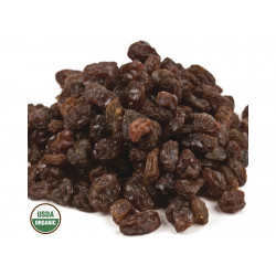 SweetGourmet Sun Dried Raisins with oil -Thompson Organic