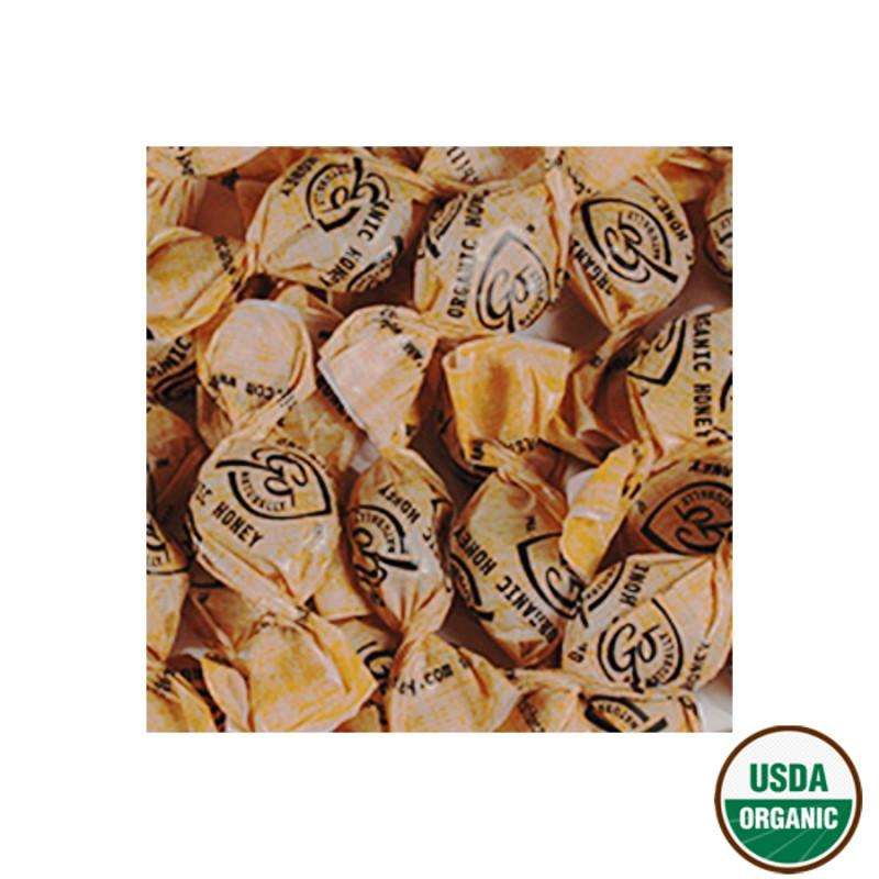 Sweet Gourmet Sweetgourmet Go Organic Organic Honey Candy