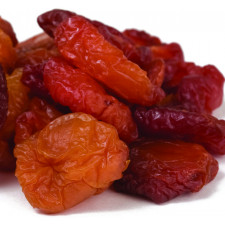 SweetGourmet California Dried Angelino Plums California, Fancy