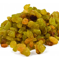SweetGourmet Raisins -Golden Seedless (Oil Treated)
