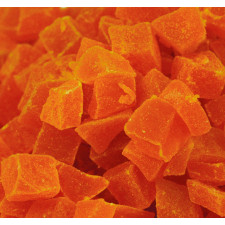 SweetGourmet Papaya Diced (Orange)