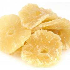 SweetGourmet Imported Pineapple Rings Low Sugar No Sulfur 11lb