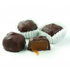 SweetGourmet Asher's Sugar Free Milk Chocolate Vanilla Caramel