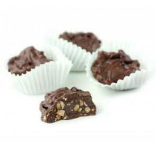 SweetGourmet Asher's Sugar Free Milk Chocolate Cashew Cluster