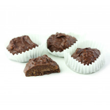 SweetGourmet Asher's Sugar Free Milk Chocolate Coconut Cluster