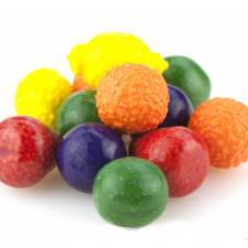 SweetGourmet Concord Seedling Gum Assorted Fruit