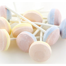 SweetGourmet Smarties Double Lollies Unwrapped