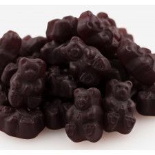 SweetGourmet Albanese Black Cherry Bears