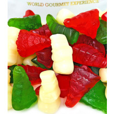SweetGourmet Albanese Gummy Trees & Snowmen