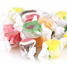 SweetGourmet Primrose Assorted Salt Water Taffy (Whipped)