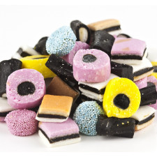 SweetGourmet Gustaf's Licorice Allsorts
