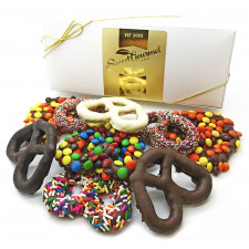 SweetGourmet Assorted Gourmet Pretzels - Sampler