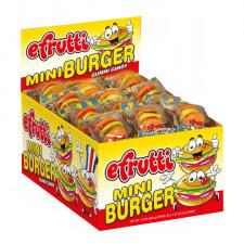 SweetGourmet E.Frutti Gummi Mini Burgers, 60ct