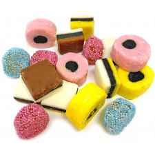 SweetGourmet Licorice Allsorts