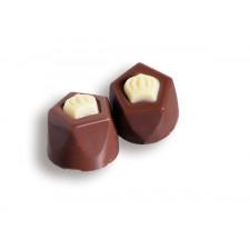SweetGourmet Asher's Milk Chocolate Coated Caramel Truffles